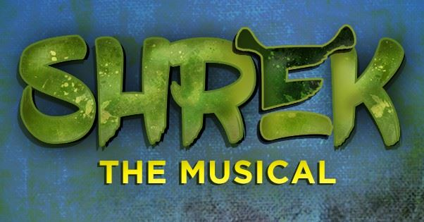 Shrek The Musical Auditions Page Banner