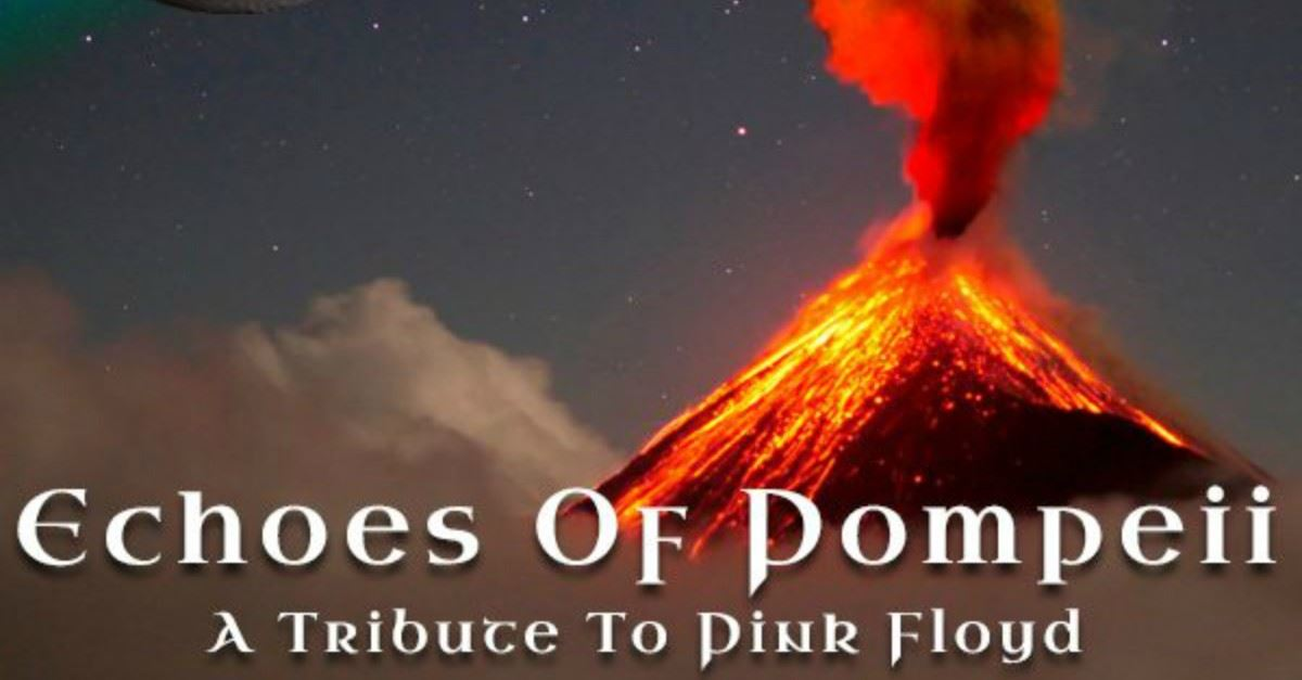 Echoes Of Pompeii Concert Page Banner