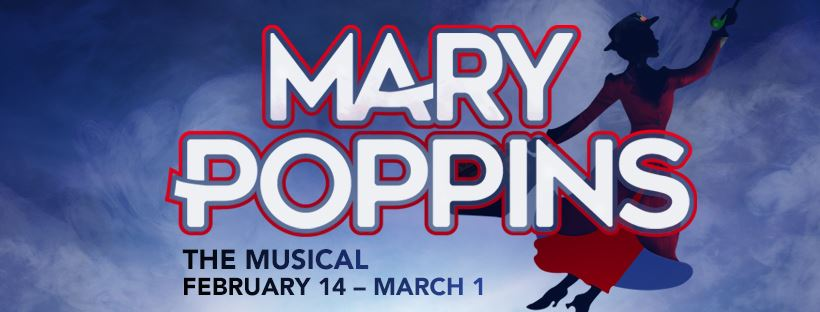 Mary Poppins The Musical Page Banner