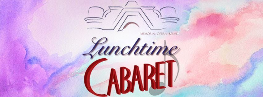 Women Of Broadway Lunchtime Cabaret Event Page Banner