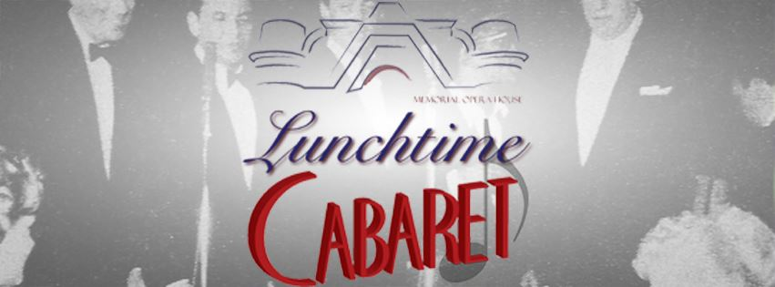 CLICK HERE For Tickets & Information For Songs Of The Rat Pack Lunchtime Cabaret