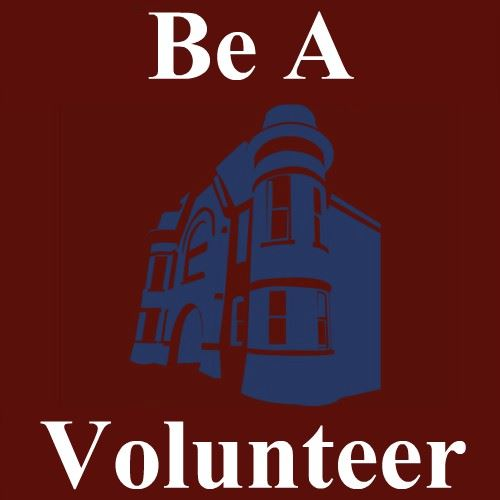 CLICK HERE To Learn How To Become A Volunteer
