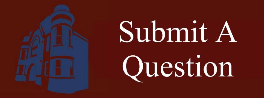 Submit A Question Page Banner