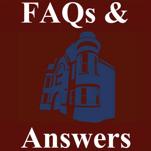 CLICK HERE For Frequently Asked Questions & Answers
