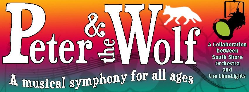 Peter & The Wolf: A Musical Symphony Event Page Banner