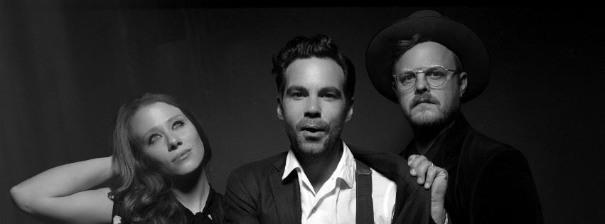 The Lone Bellow TRIIO Tour Concert Event Page Banner