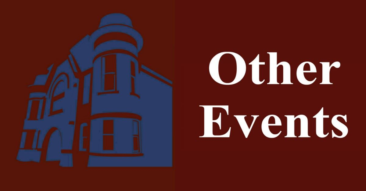 Other Events Page Banner