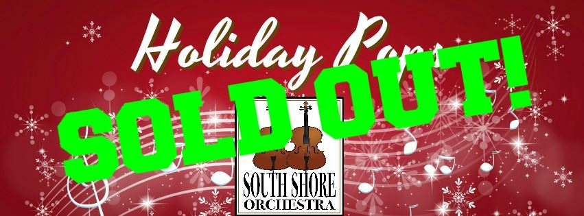 Holiday Pops SOLD OUT