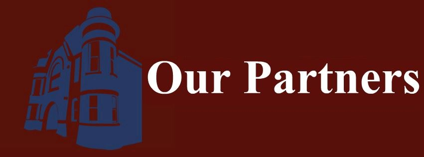 Our Partners Page Banner